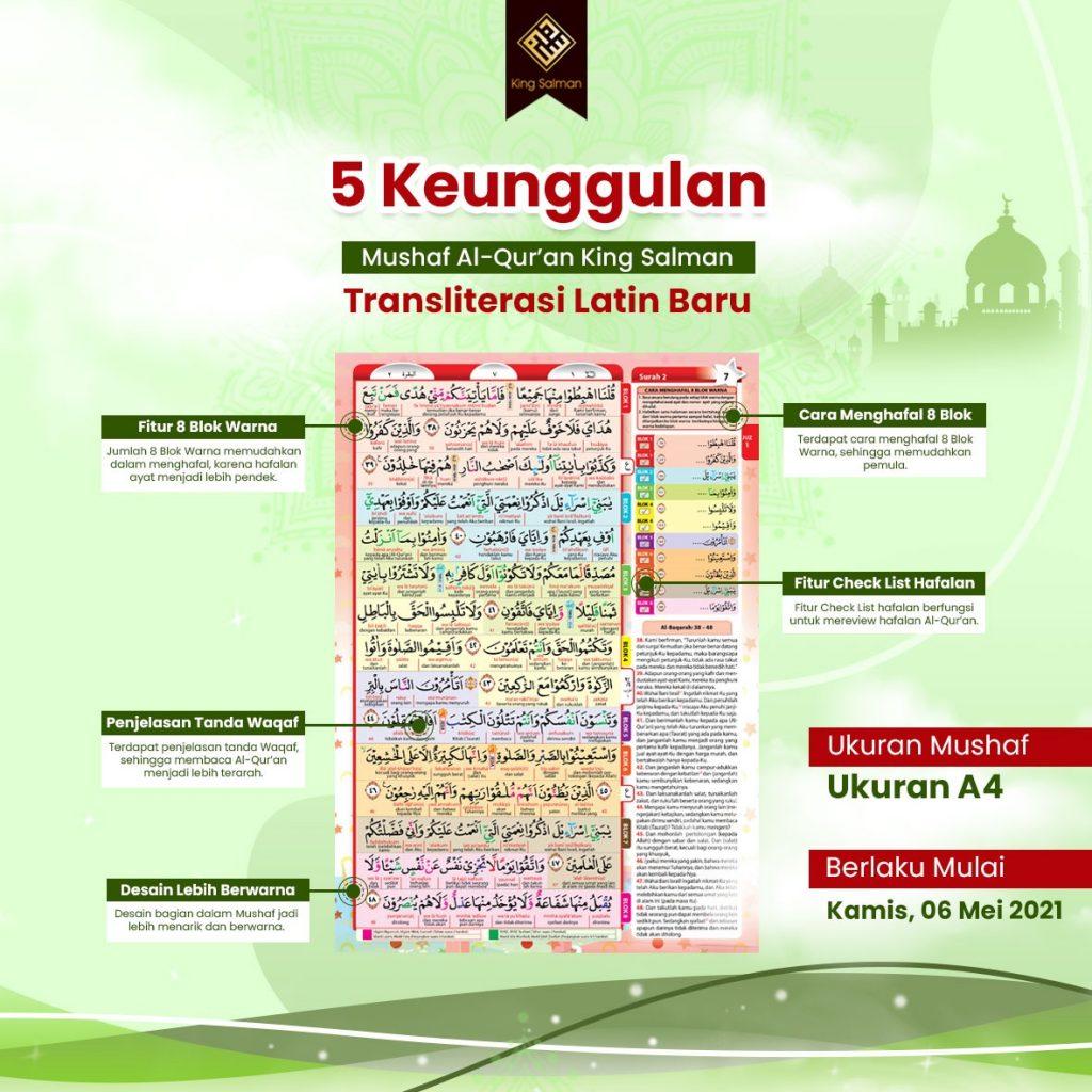 al quran untuk belajar mudah baca