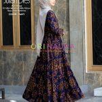 baju gamis sultan terbaru