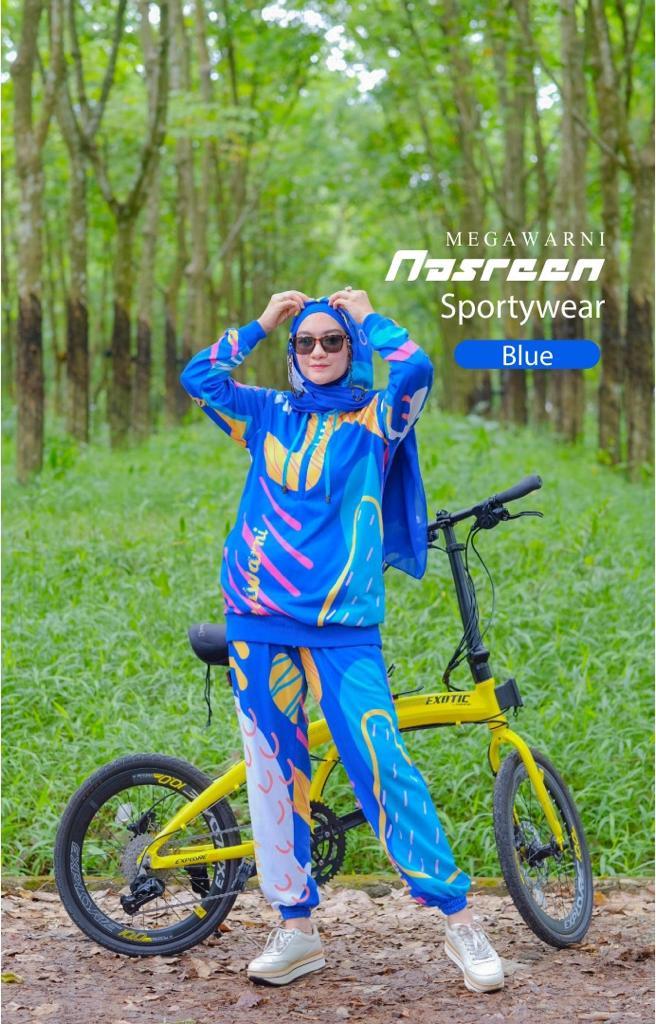 baju olahraga sepeda wanita terbaru