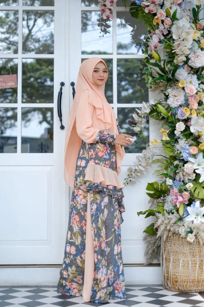 dress syari modern