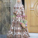 gamis sultan cantik