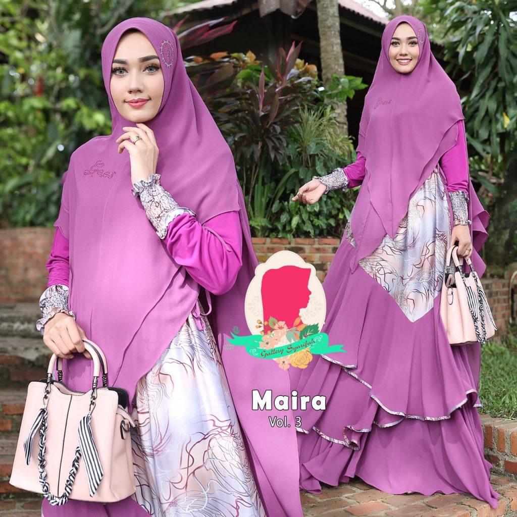 baju muslimah 2021