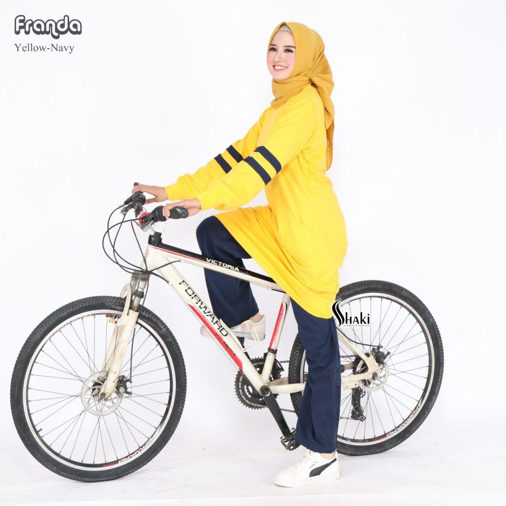 baju olahraga muslimah terbaru