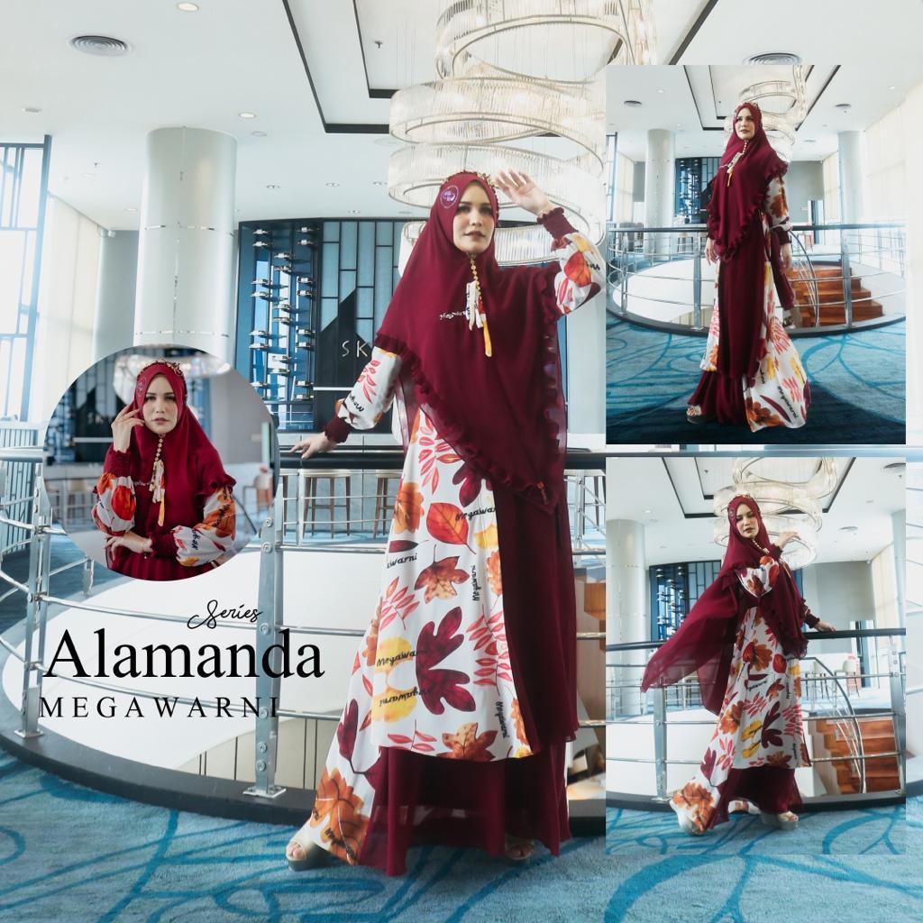 dress muslim syari 2021