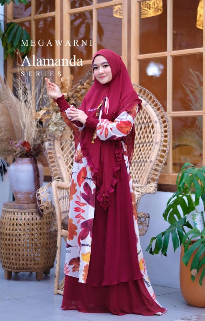 dress syari 2021