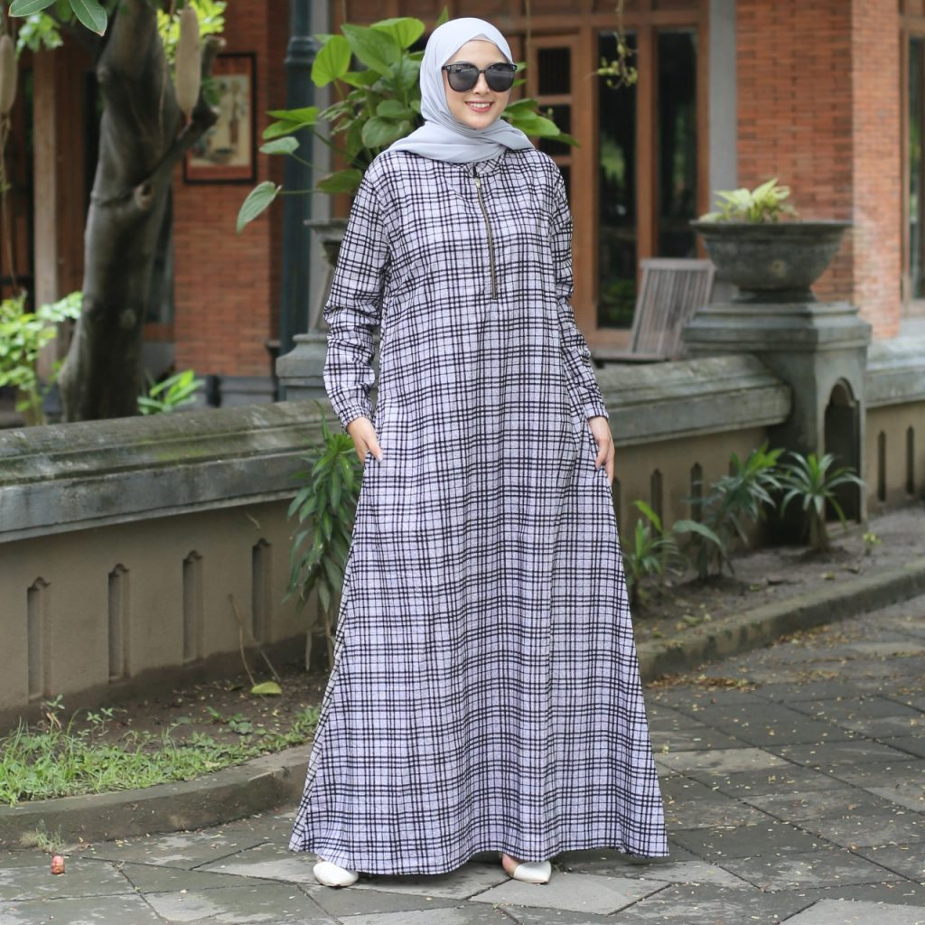 gamis flanel 2021