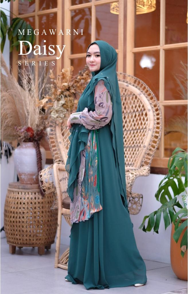 muslimah syari fashionable 2021