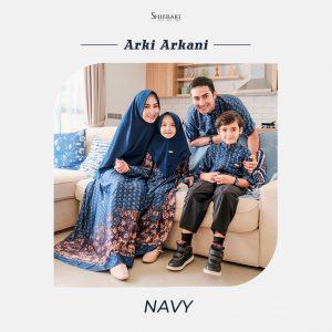 baju batik sarimbit keluarga dan anak terbaru