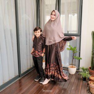 tren batik muslim terbaru 2021
