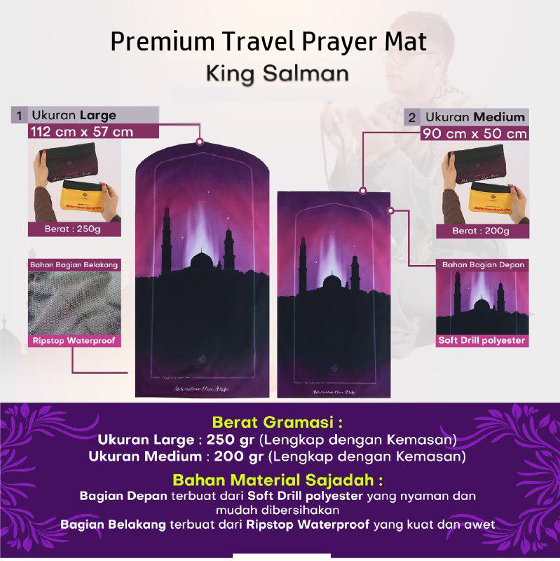 prayer mat premium