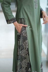 baju batik tunik terbaru 2022