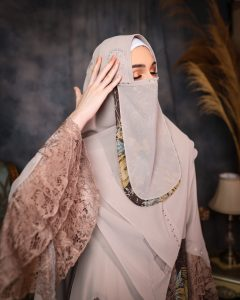 dress muslim set niqab 2021 2022