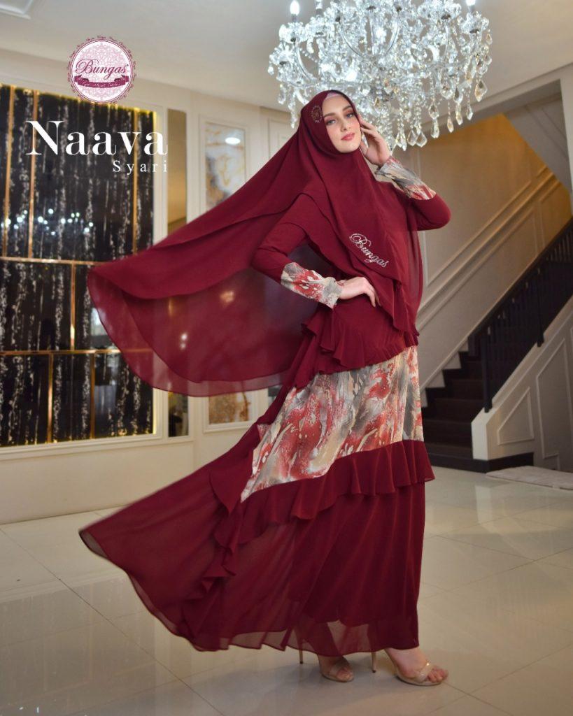 dress syari style 2021