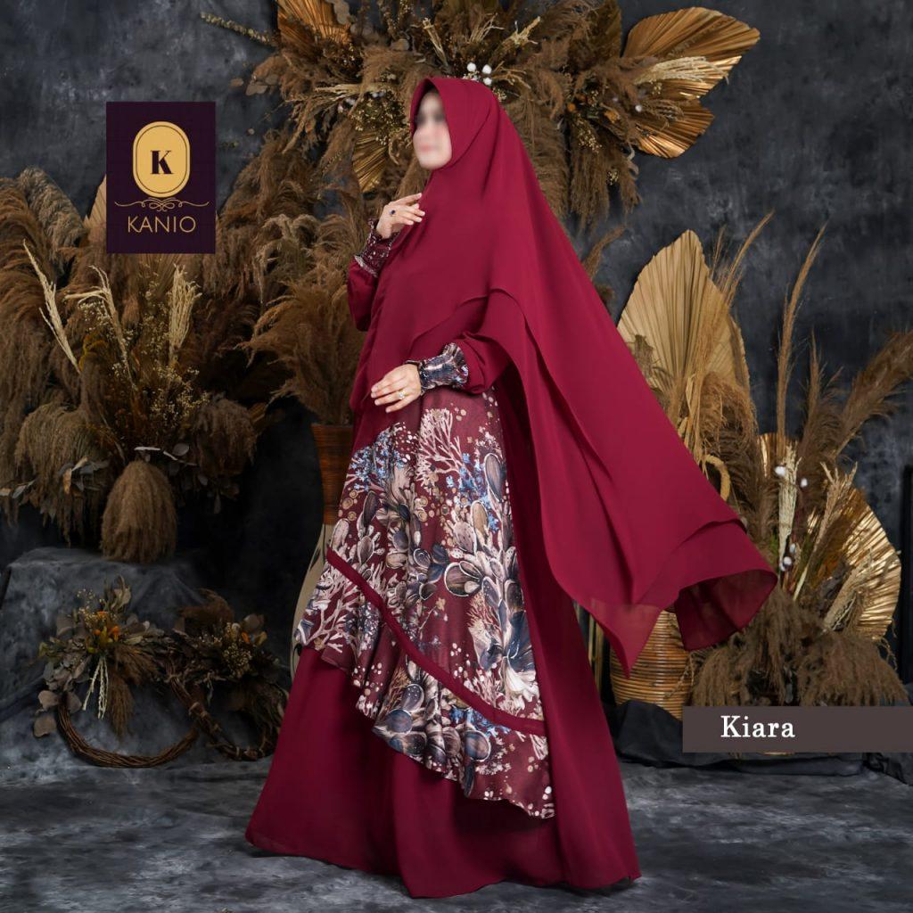 fashion muslim syari 2021