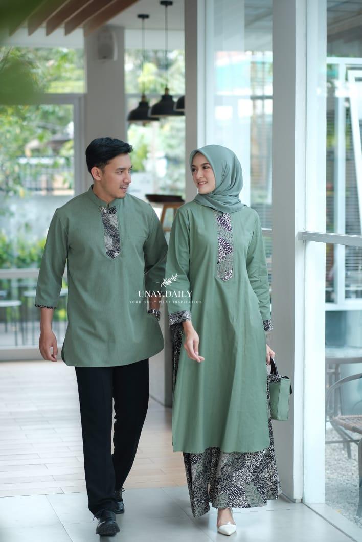 model tunik batik terbaru 2021