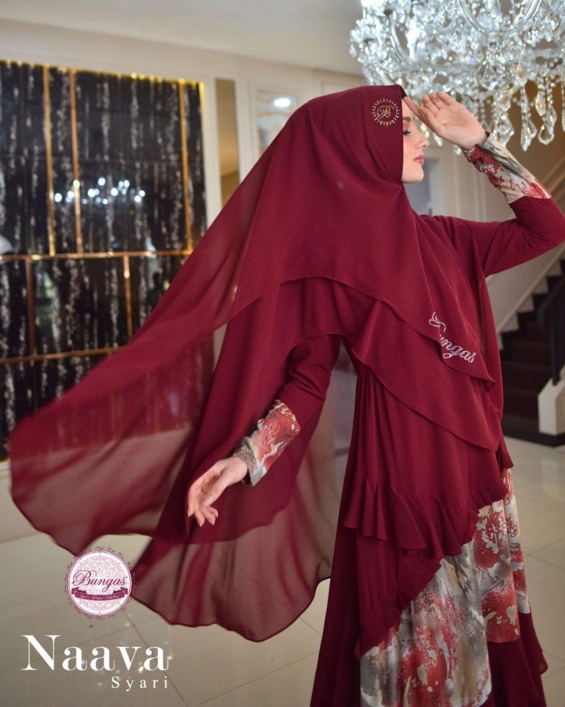 muslimah fashion 2021