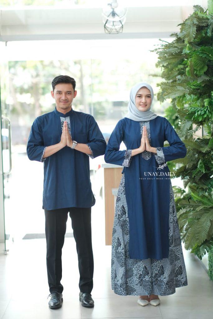 tunik batik couple 2021 2022