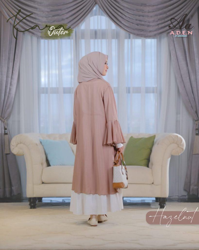 baju hijab remaja kekinian 2021 2022