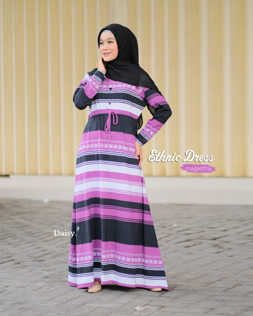 gamis style 2021 2022