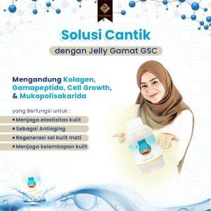 manfaat jelly gamat emas untuk wanita