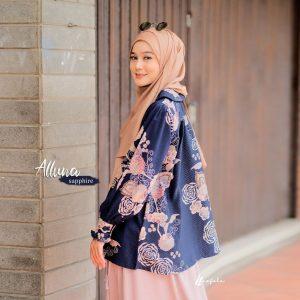 model baju atasan muslim cantik 2021 2022