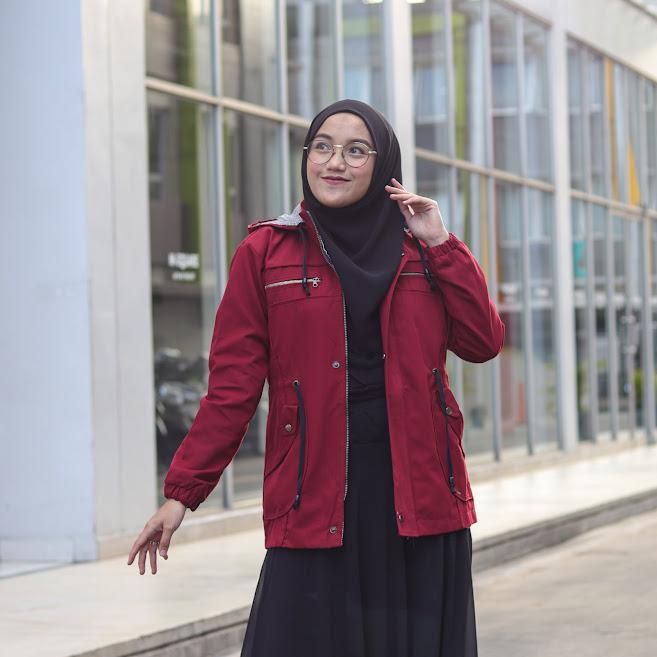 jaket hijabers 2021 2022 original